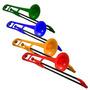 Trombón A Vara P-bone By Conn-selmer Plástico!!! Nuevo