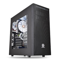 Gabinete Pc Thermaltake Versa H34 Mid Tower Torre Ventana 3.
