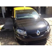Renault Logan Expression Tasa 9.9% Exclusiva Para Taxi (dm)