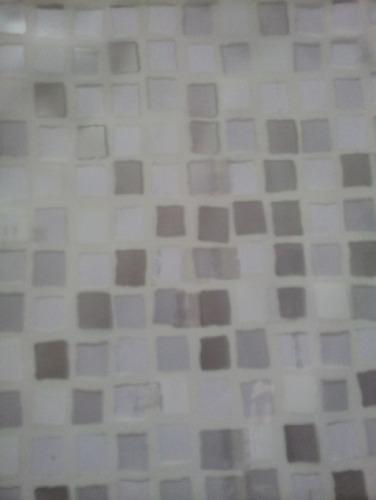 Cortinas de baño plásticas. diseño de venecitas    280,00 en ...