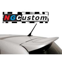 Aleron Volkswagen Fox - Crossfox 03-10 Sin Luz
