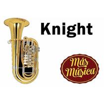 Tuba Lacquer En F Knight Jbfb-600l