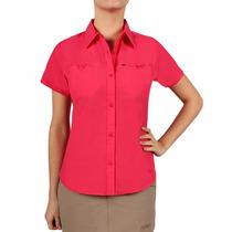 Camisa Kiara Protección Solar Uv Respirable Dama Montagne