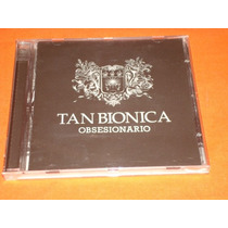 Tan Bionica * Obsesionario * Cd + Dvd * Impecable *