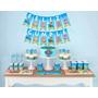 Cumpleaños Patrulla Canina Kit Deco Impresión Y Recorte
