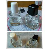 50 Envases, Frasco De Vidrio, Perfume Souvenirs + Perfume