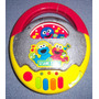 Cd Player Juguete Elmo (sesamo) Mattel + Lunchera Plin Plin