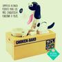 Alcancía Perro Traga Monedas | Popa Cosas