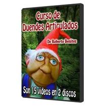 Curso De Duendes Articulados En Dvd