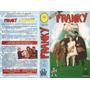 Franky Los Sueños Del Dr.frankenstein Saire Rareza 1995 Vhs