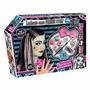 Set De Maquillaje Y Peluca De Frankie Stein Monster High!!