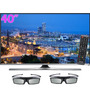 Smart Tv 3d Led 40 Samsung H6400 Full Hd Hdmi Futbol Mexx