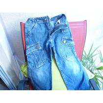 Lote Jeans De Marca T 4(kosiuko---cheeky)