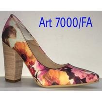 Stilettos Mujer Luis Xv Linea Folia Ultima Moda!!!!!!