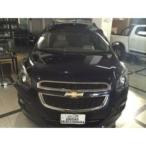Chevrolet Spin Ltz Automát Azul 3 Filas 7 Asientos 1°mano!
