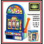 Tragamonedas Fruit Machine Slot - Luces Y Sonidos Reales !