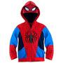 Campera Buzo Disney Store Spiderman Talle 7/10 Años