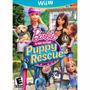 Barbie And Her Sisters Puppy Rescue Wii U Nuevo Original