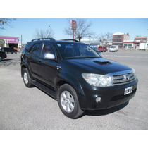 Toyota Hilux Sw4 Srv 3.0 Tdi A/t Cuero