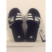 Sandalias Negras Originales Adidas Ojotas Chancletas