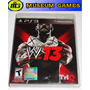 W13 Wwe Ps3 Playstation Fisico Local !!!