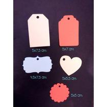 Tags Etiquetas Simples Scrapbooking Souvenir