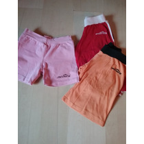 Lote Prestige 3 Shorts