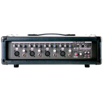 Phonic Power 410 Consola Potenciada 100 Watts 4 Canales