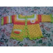 Batitas En Crochet Y Dos Agujas Para Bebes