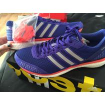 Adidas Nuevas Adizero Adios Boost Mujer 38 En Caja