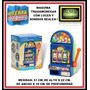 Tragamonedas Fruit Machine Slot - Luces Y Sonidos Reales !