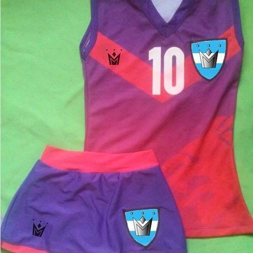 Camisetas De Voley 100% Sublimadas Personalizada Nuevo. Buenos Aires.   400.  0 vendidos. Short Pollera Lycra Hockey Mujer X Mayor Somos Fabricantes fb16bb8fcb550