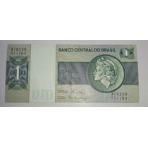 Billete Brasil 1 Cruzeiro
