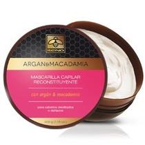 Baño De Crema Reconstituyente Con Argán Y Macadamia 200g