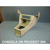 Bajo Consola Palanca De Cambios Peugeot 504 Gr