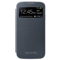 Funda Flip Cover S-view Original Samsung Galaxy S4 + Film