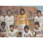 Poster Mandiyu - Maipu - Quilmes -solo Futbol - Canje
