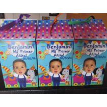 Cajitas/ Bolsitas Golosineras Personalizadas Baby Tv.
