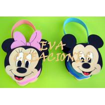 Oferta!! Bolsitas Infantiles Minnie Bb