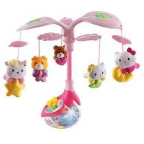 Movil Vtech Dulces Sueños Con Hello Kitty Juguete Con Sonido