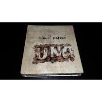 Miguel Mateos - Uno Edicion Limitada Cd+libro Nuevo Cerrado
