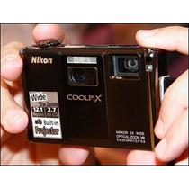 Cámara Con Proyector Nikon Coolpix