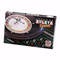 Juego Ruleta Diamante Ruibal
