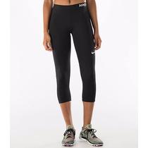 Calzas Nike Pro Cool Training Capri Mujer - Original Usa