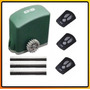 Kit Motor Porton Automatico Electrico 3 Controles 1/4hp Gtia