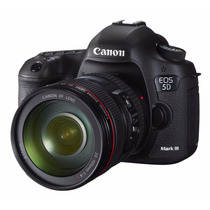 Canon 5d Mark Iii 24-105 - 22,3 Mpx - Hdmi - Full Hd Oferta