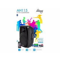 Laney Ah115 Bafle Potenciado 400w 15 Bluetooth Usb 3 Entrada
