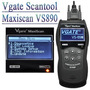 Escaner Automotor Multimarca Vgate Vs 890 Actualizable