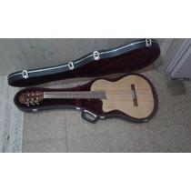 Estuche Rigido Para Guitarra Alpujarra 300 Kec