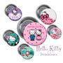 Prendedores Pines Souvenir Hello Kitty Personalizado Pin